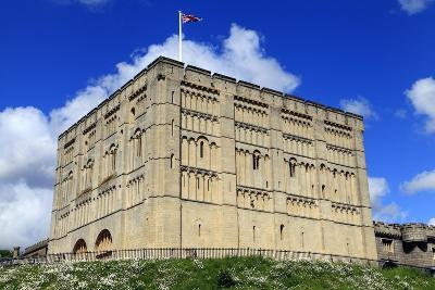 Norwich Castle, Norfolk--Giclee Print
