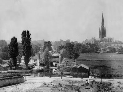 Norwich--Photographic Print