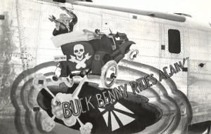 Nose Art, Buck Benny Rides Again