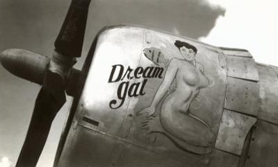 Nose Art, Dream Gal, Pin-Up