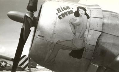 Nose Art, High Cover, Pin-Up
