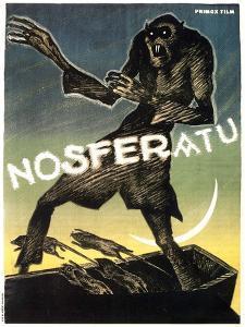 Nosferatu, a Symphony of Horror, 1922