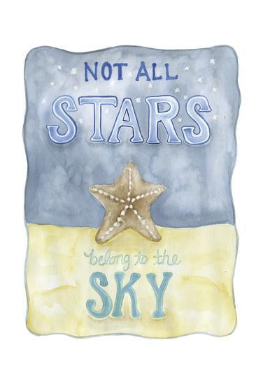Not All Stars-Pam Varacek-Art Print