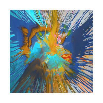 Not Shy V-Josh Evans-Giclee Print