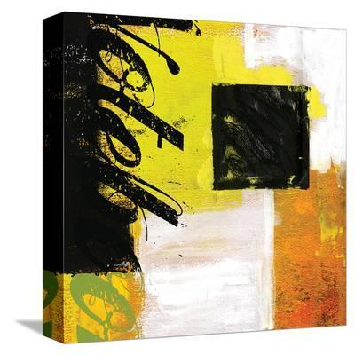 Notebook-Carmine Thorner-Stretched Canvas Print