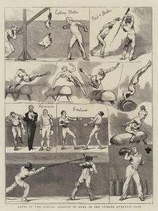 Notes at the Annual Assault of Arms of the London Athletic Club