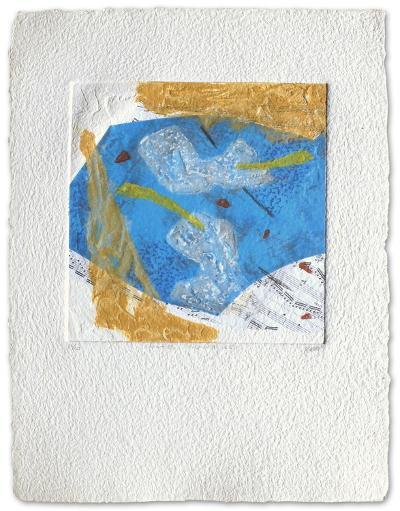 Notes Renversées-Bernard Alligand-Limited Edition