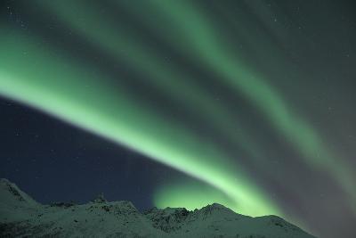 Nothern Lights, Aurora Borealis-Raimund Linke-Photographic Print