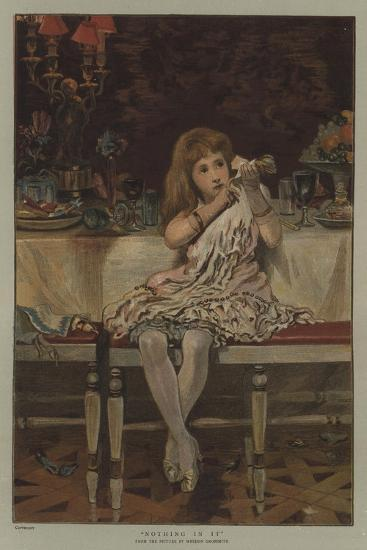 Nothing in It-Weedon Grossmith-Giclee Print