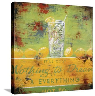 Nothing to Dream-Rodney White-Stretched Canvas Print