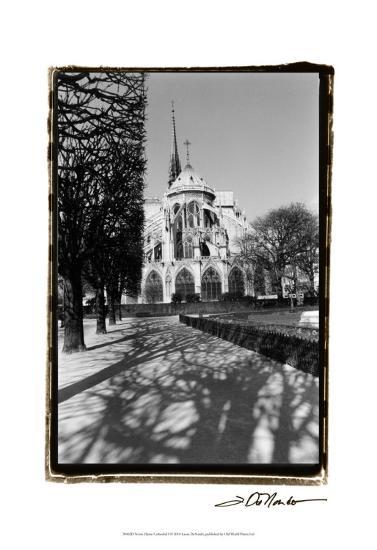 Notre Dame Cathedral I-Laura Denardo-Art Print