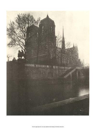 Notre-Dame Cathedral, Paris, 1920-Eugene Atget-Art Print