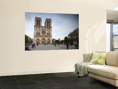 Notre Dame Cathedral, Paris, France-Jon Arnold-Wall Mural