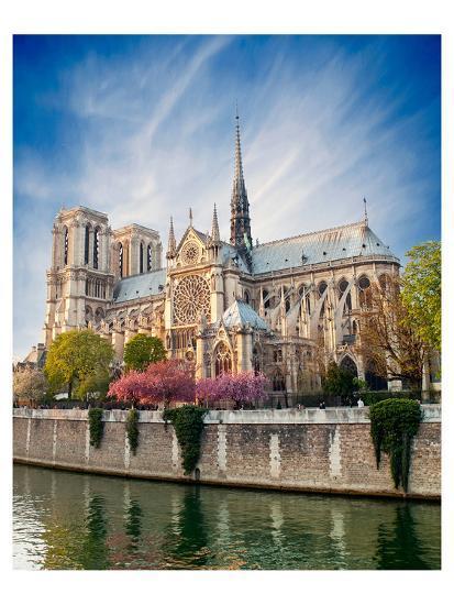 Notre Dame De Paris France Art Print By Art Com