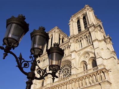 Notre Dame De Paris, Ile De La Cite, Paris, France-Neale Clarke-Photographic Print