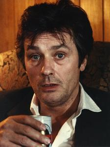 Notre histoire Our Story by Bertrand Blier with Alain Delon, 1984 (photo)