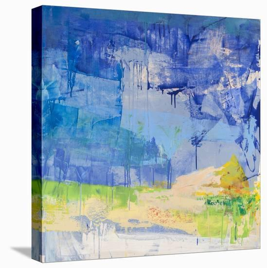 Notte serena I-Italo Corrado-Stretched Canvas Print