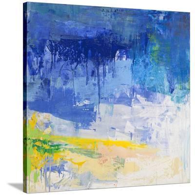 Notte serena II-Italo Corrado-Stretched Canvas Print