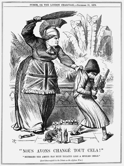 Nous Avons Changé Tout Cela!, 1878-Joseph Swain-Giclee Print
