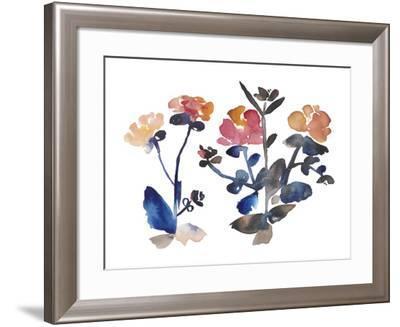 Nouveau Boheme III-Kiana Mosley-Framed Art Print