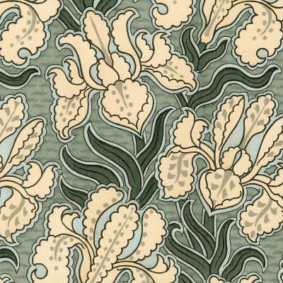 Nouveau Textile Motif II-Vision Studio-Art Print