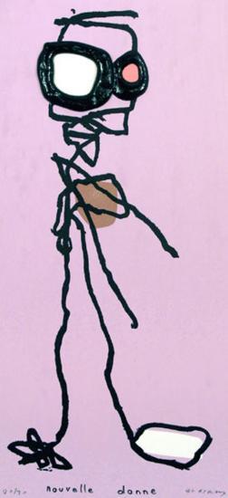 Nouvelle donne-Bernard Quesniaux-Limited Edition