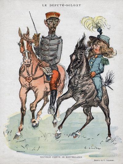 Nouvelle Preuve De Bienveillance-Garnier-Giclee Print