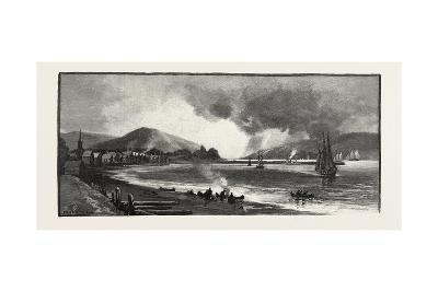 Nova Scotia, Digby Harbour and Gut, Canada, Nineteenth Century--Giclee Print