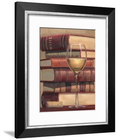 Novel Wine-James Wiens-Framed Art Print