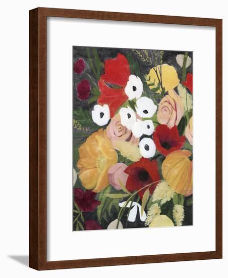 November Bouquet I-Grace Popp-Framed Art Print