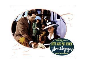 Now, Voyager, from Left, Paul Henreid, Bette Davis, 1942