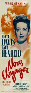 NOW, VOYAGER, top from left: Bette Davis, Paul Henreid, bottom: Bette Davis, 1942