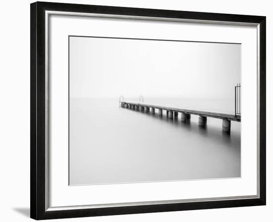 Nowhere-Design Fabrikken-Framed Photographic Print