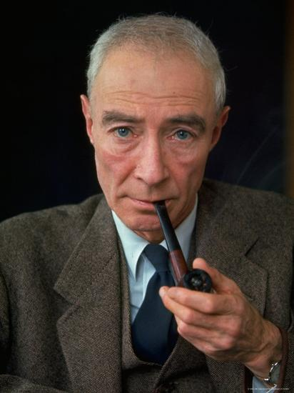 Nuclear Physicist Dr. J. Robert Oppenheimer-Alfred Eisenstaedt-Premium Photographic Print