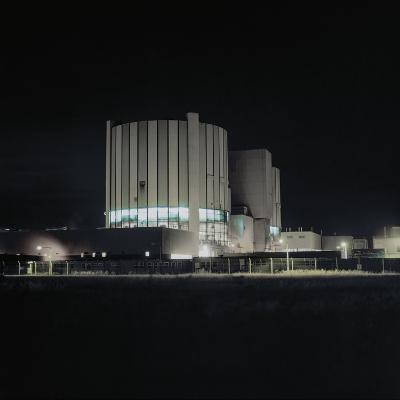 Nuclear Power Plant-Robert Brook-Photographic Print