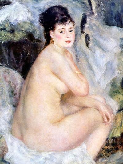 Nude, 1876-Pierre-Auguste Renoir-Giclee Print
