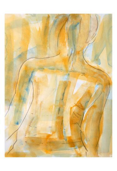 Nude #1-Lisa Mintz-Art Print