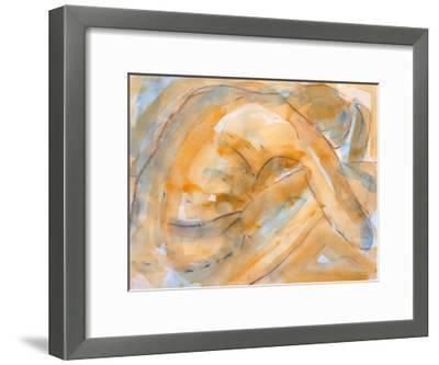 Nude #2-Lisa Mintz-Framed Art Print