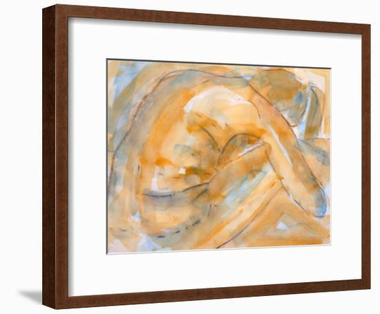 Nude #2-Lisa Mintz-Framed Art Print