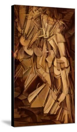 Kunst Marcel Duchamp Nude Descending A Staircase No 2
