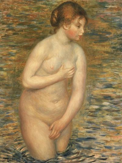 Nude in the Water, 1888-Pierre-Auguste Renoir-Giclee Print