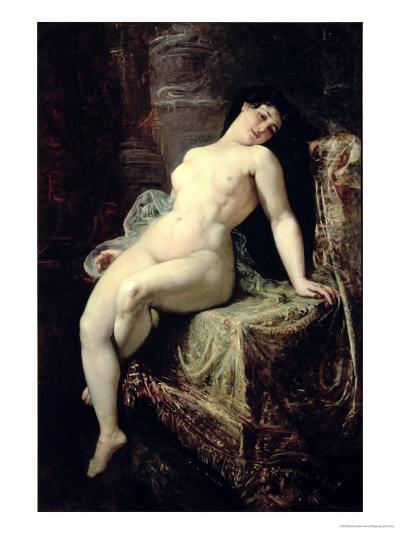 Nude-Ramon Marti Alsina-Giclee Print