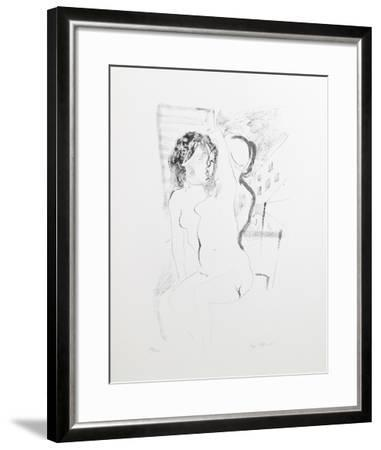 Nudes-Ugo Attardi-Framed Collectable Print