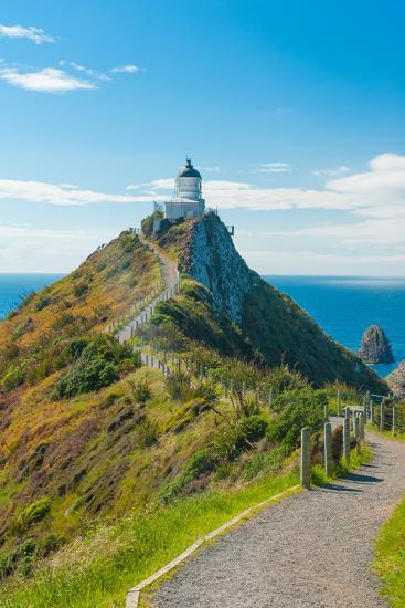 Nugget Point-Fyle-Photographic Print