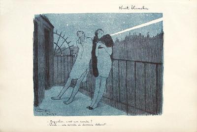 Nuit Blanche-Jean-Gabriel Domergue-Premium Edition