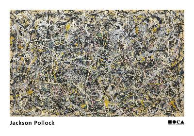 Number 1, 1949, 1949-Jackson Pollock-Art Print