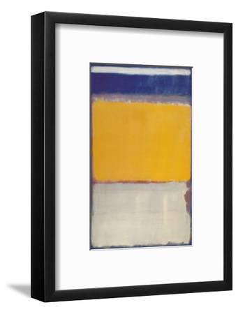 Number 10, 1950-Mark Rothko-Framed Art Print