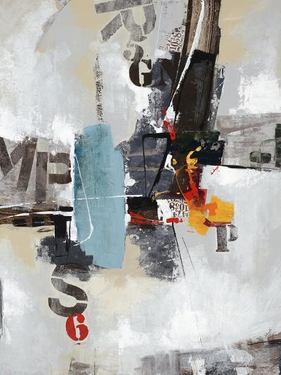 Number 6-Sydney Edmunds-Giclee Print