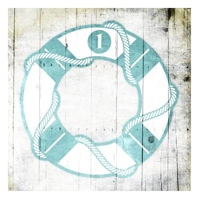 Number One Lifesaver-Jace Grey-Art Print
