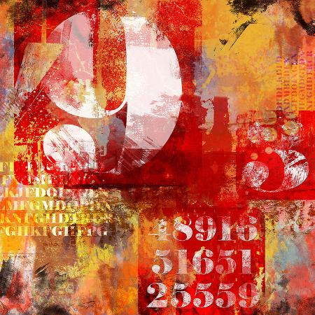 number-text-abstract-collage